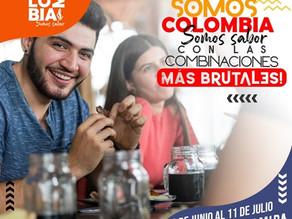 SOMOS COLOMBIA, SOMOS SABOR