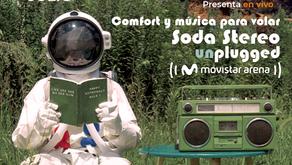 El Rito de Soda Stereo en el Movistar Arena