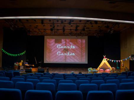 Concurso Nuevos Creadores Canción Infantil del Teatro Mayor Julio Mario Santo Domingo