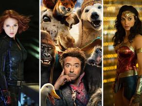 ESTRENOS CINE 2020 | Disney, Pixar, Lucasfilm, Marvel, FOX