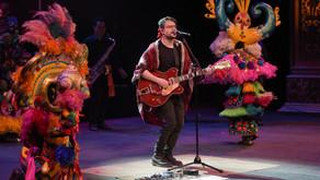 Lucio Feuillet lanzará su nuevo disco, 'Bailando bailando'