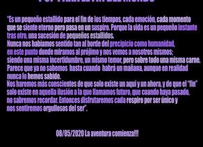 "Tappan lanza ""Pasaje Nocturno"""