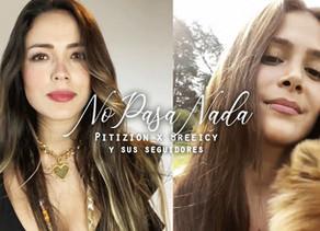 """PITIZION & GREEICY lanzan vídeo clip al lado de sus fans """"NO PASA NADA"""""""