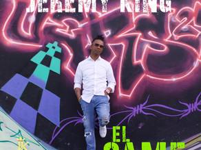 Jeremy King quiere dejar huella con 'El Game'