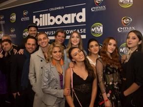 COLOMBIA VIBRO EN LOS BILLBOARD LATIN MUSIC SHOWCASE 2018