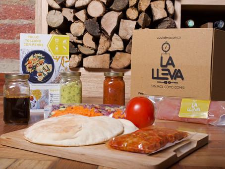 Nace en Bogotá La Lleva, un novedoso concepto gastronómico