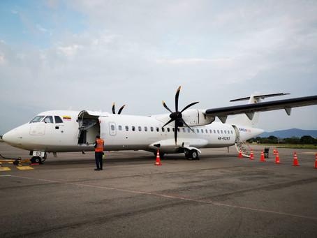 A partir del día de hoy, Easyfly opera la ruta Cúcuta- Cartagena