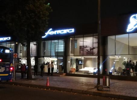 El grupo Ferrara pone sus ojos en el mercado Colombiano y abre las puertas de su primera tienda