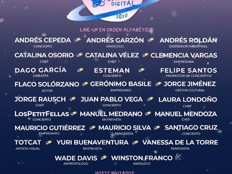 Unión Festival Digital: la nueva plataforma de cultura y entretenimiento en Colombia