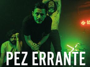 'Lejos de Aquí' de Pez Errante estrena video en vivo