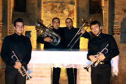 Euphonia Brass Quartet IFOF
