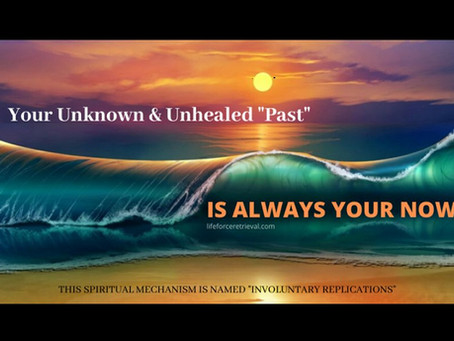 YOUR PAST IS YOUR NOW
