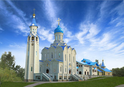 Храм Иверской Иконы Божией Матери