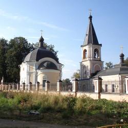 Храм-Крещальня на 150 чел