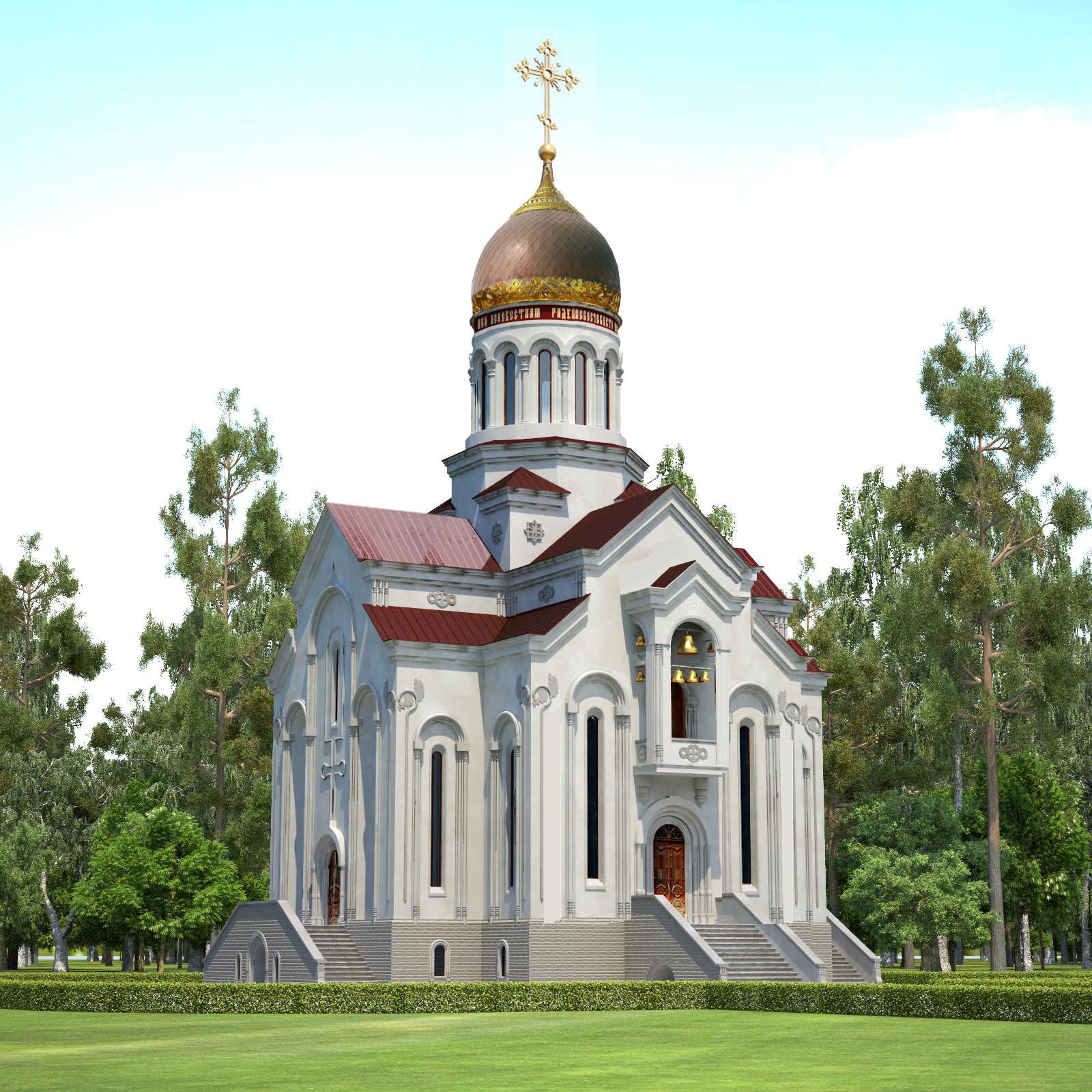 храм св.мч. Иоанна Воина