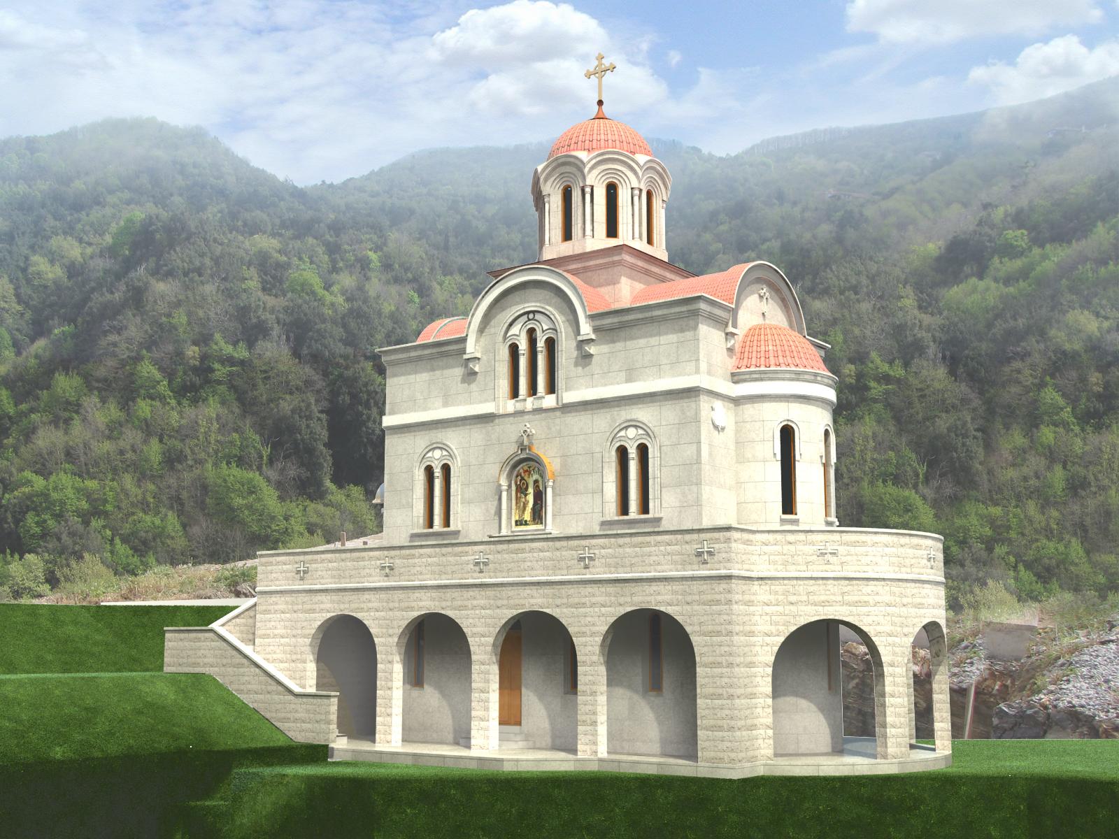 Храм Благовещения