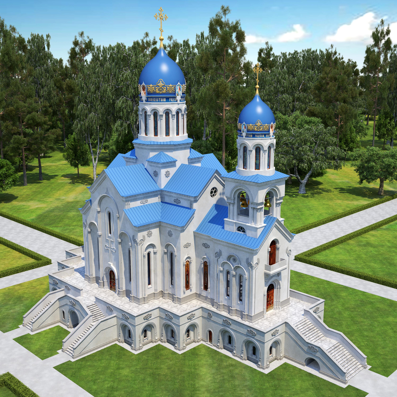 Храм 40-ка мчч. Севастийских