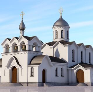 Храм в честь Архистратига Михаила