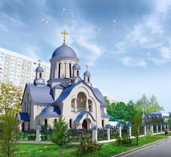 Храм Похвалы Пресвятой Богородицы