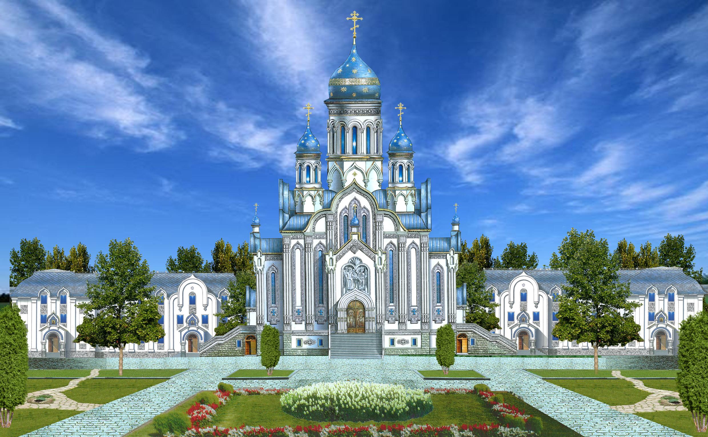 Храмовый комплекс св. Никола