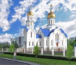 Храм на 500 человек