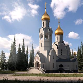 Храм для Прихода Успения Богородицы