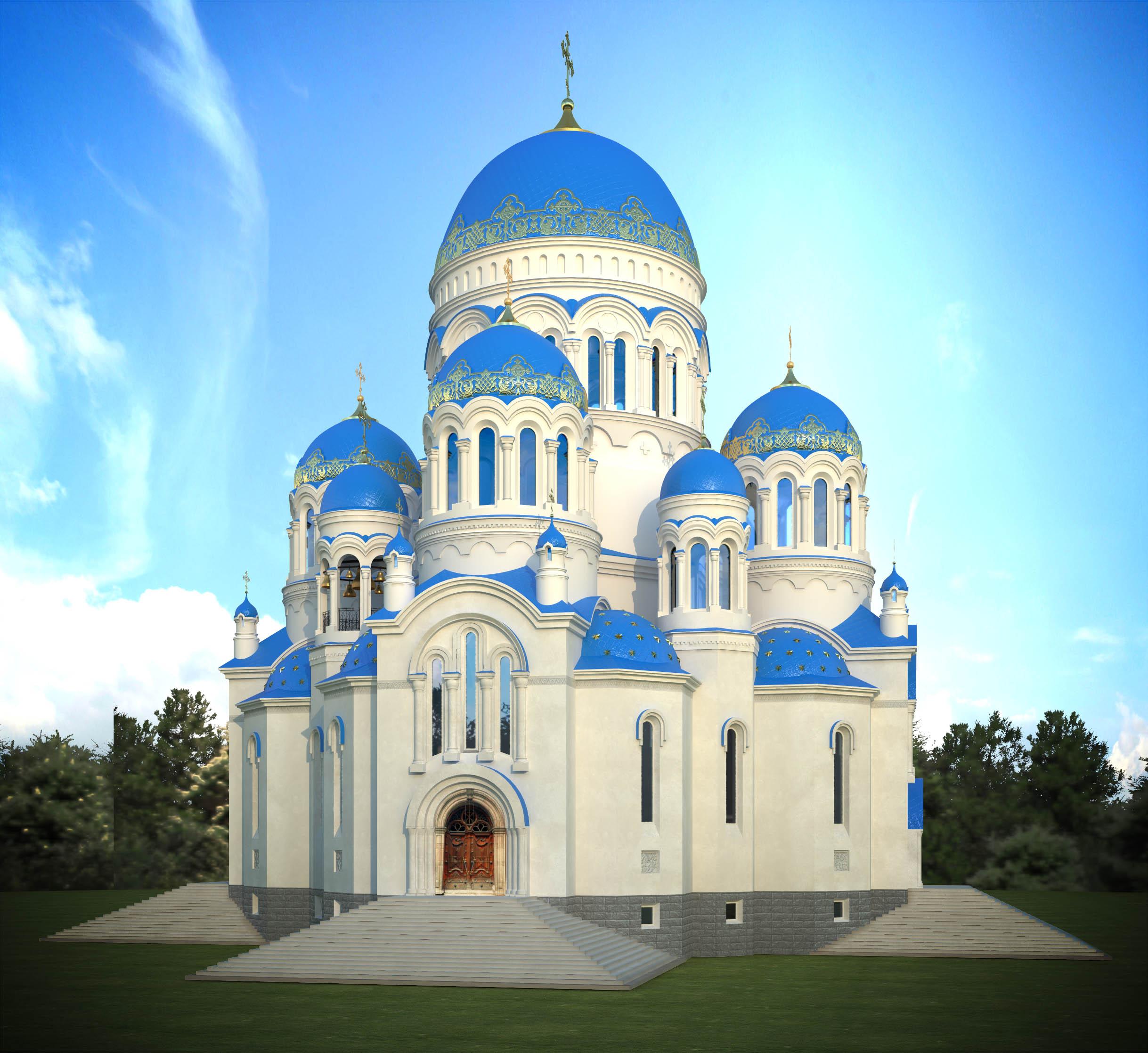 Соборный храм Преображения Господня