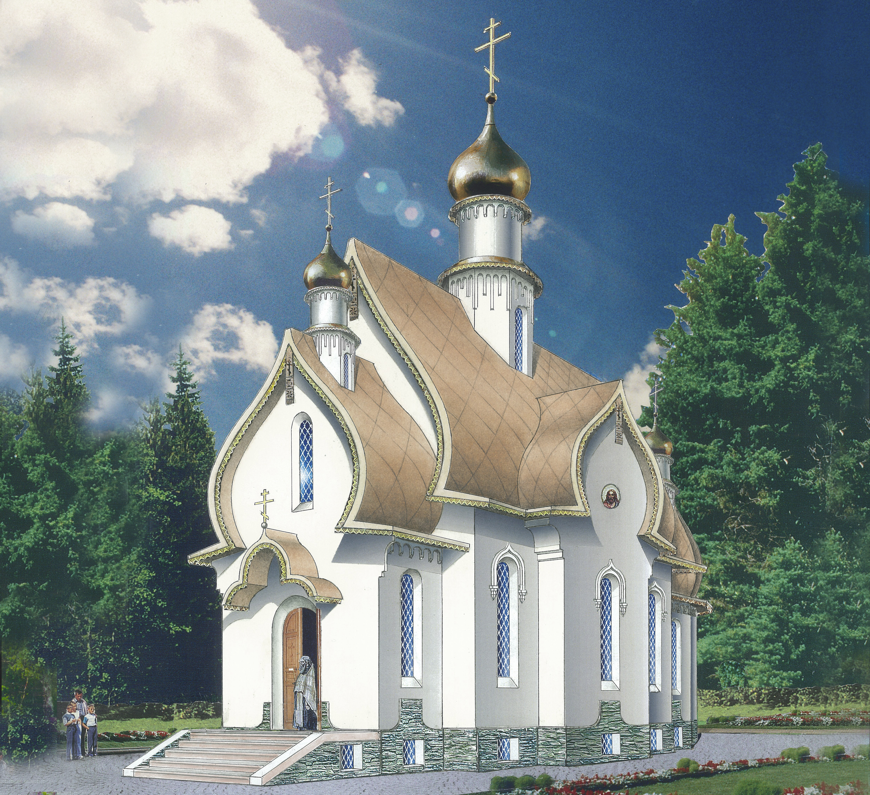 Храм во имя Святителя Николая Чудотв