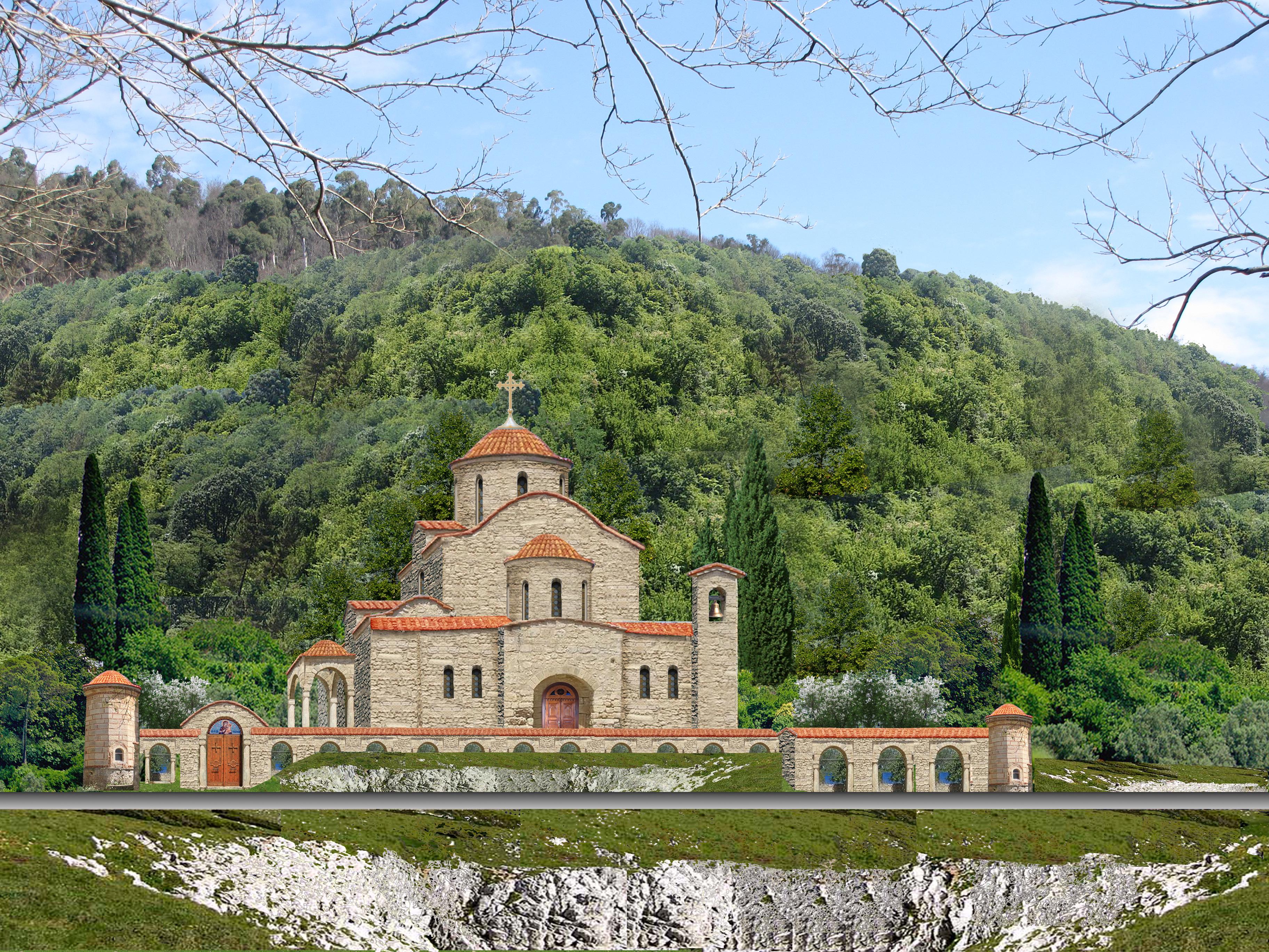 Концепция монастыря