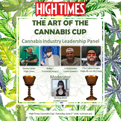 The Art of The Cannabis Cup
