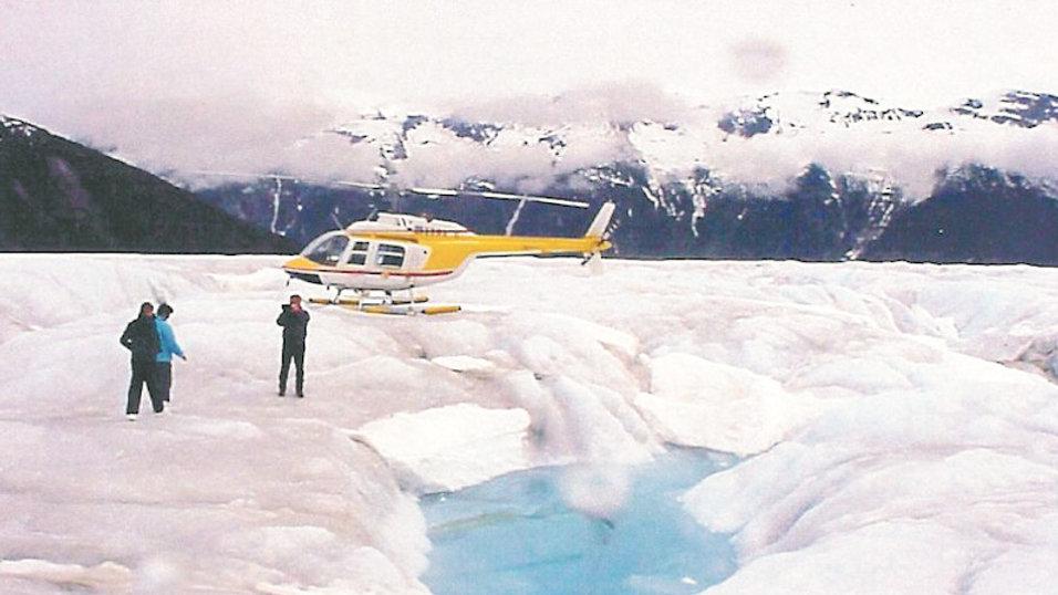 Helicopter & Glacier Walk