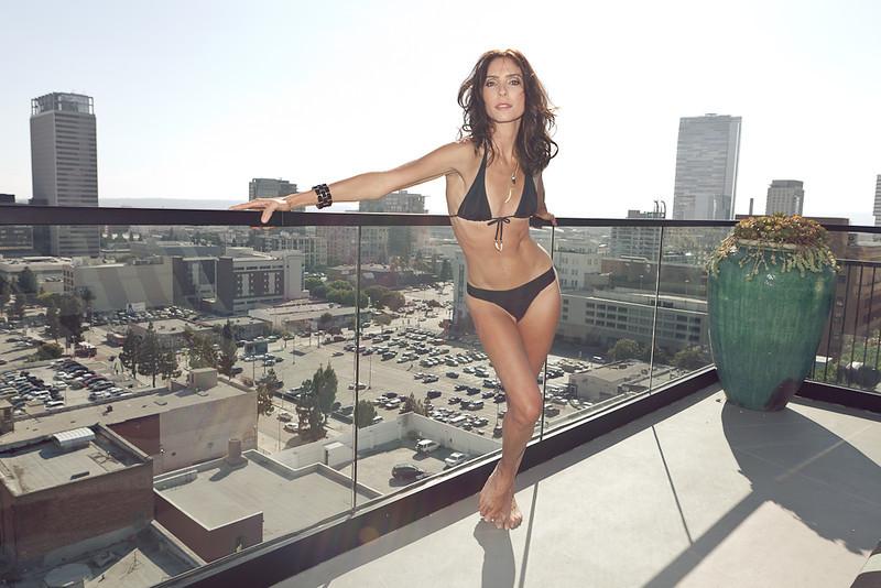 bikini railing