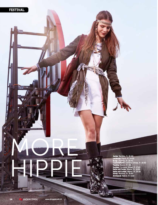 Fashion Magazin Spring 2016