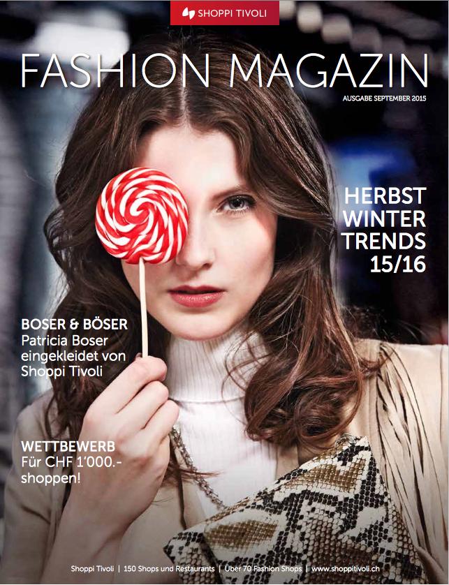 Shoppi Tivoli Fashionmagazin