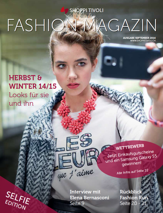 Fashion Magazin Herbst/Winter 14/15