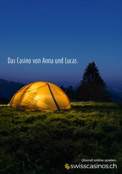 Swisscasino Kampagne