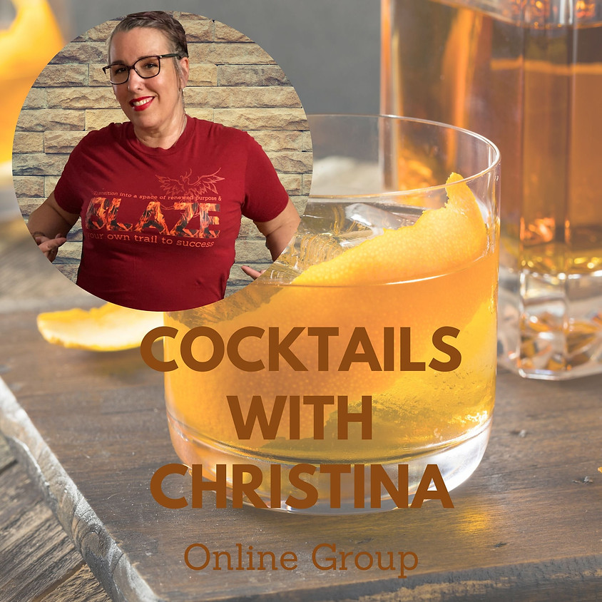 Cocktails with Christina