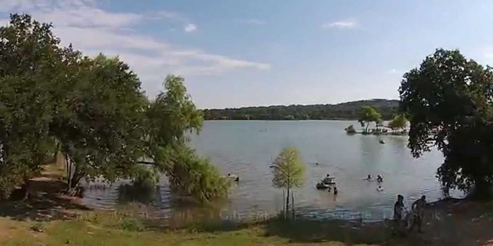 Boerne Lake Clean Up
