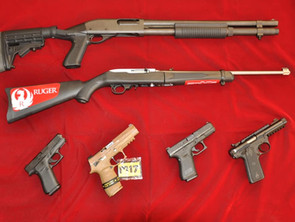 It's gun raffle time!!!