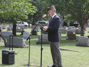 Honoring Our Fallen in Memorial Day Ceremony