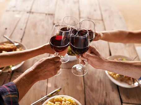 What's A Wine Tasting & Pairing?