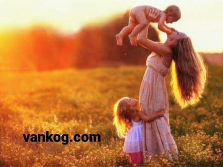 Притча за щастливата майка