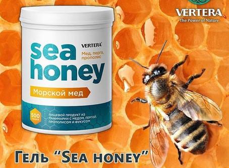 Гел '' Морски мед ''