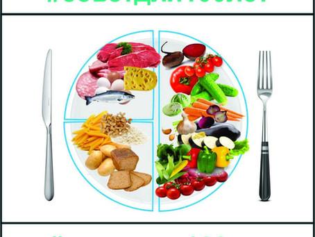Правилната последователност при приема на различни храни
