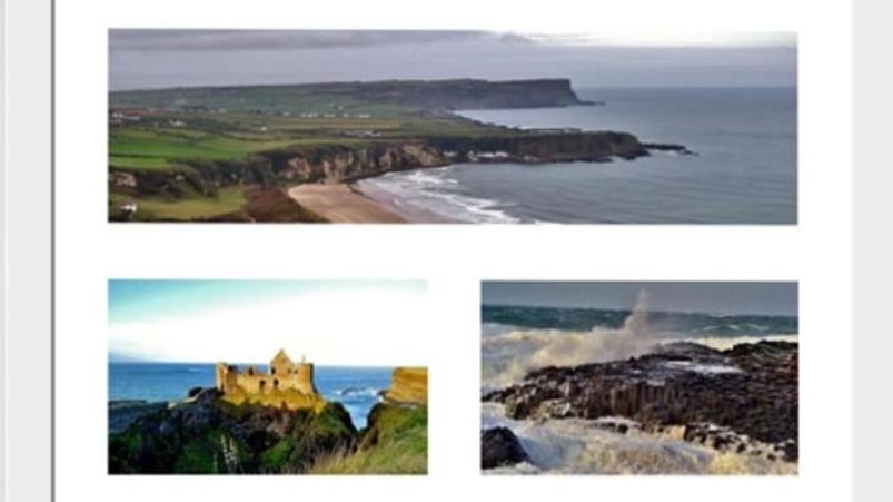 812178 Triple Antrim Coast