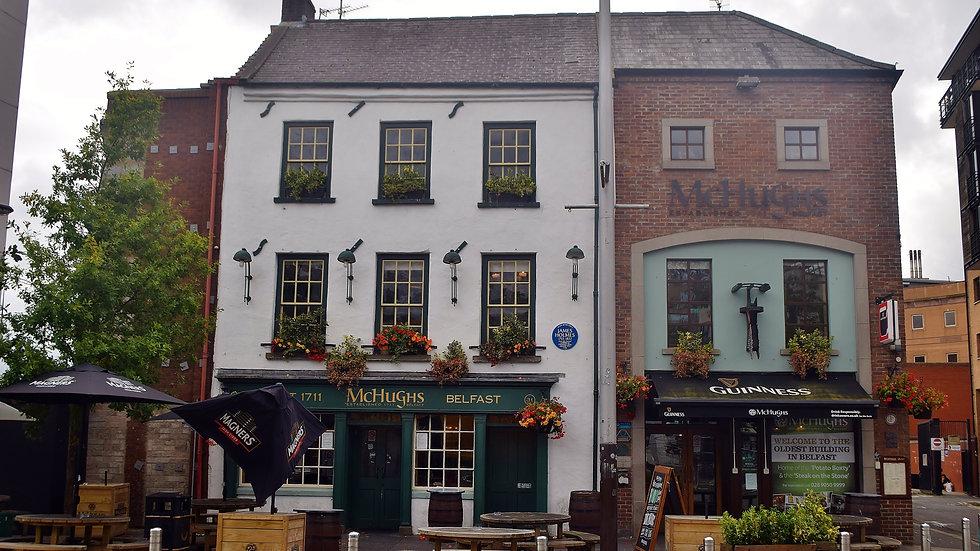 812134 McHughes (Du Barrys) Belfast