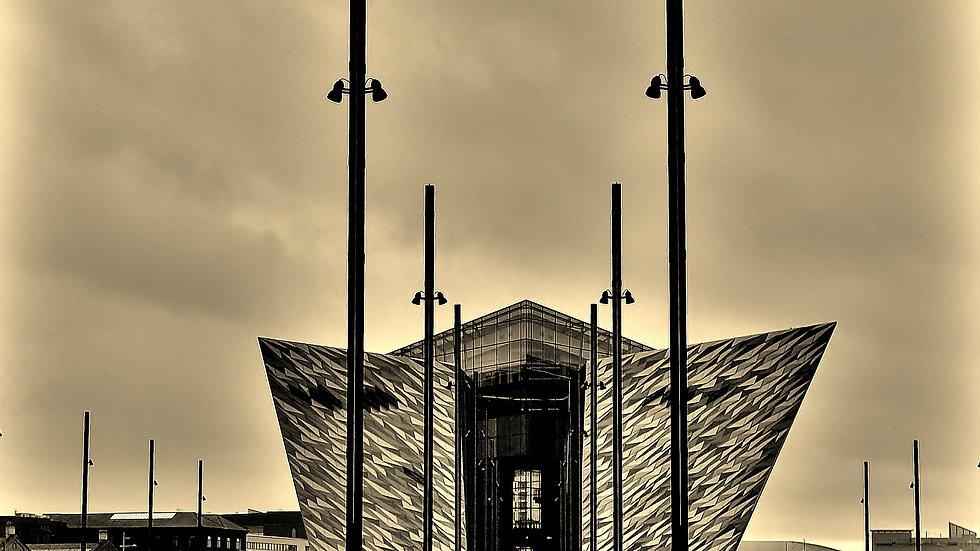 812160 Titanic Museum Belfast