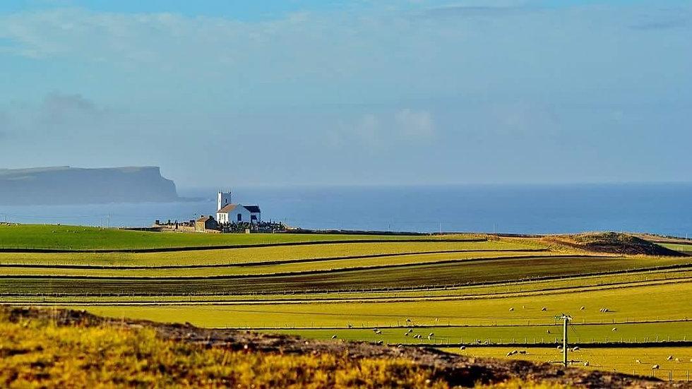 812152 Church on the Coast, Country Antrim