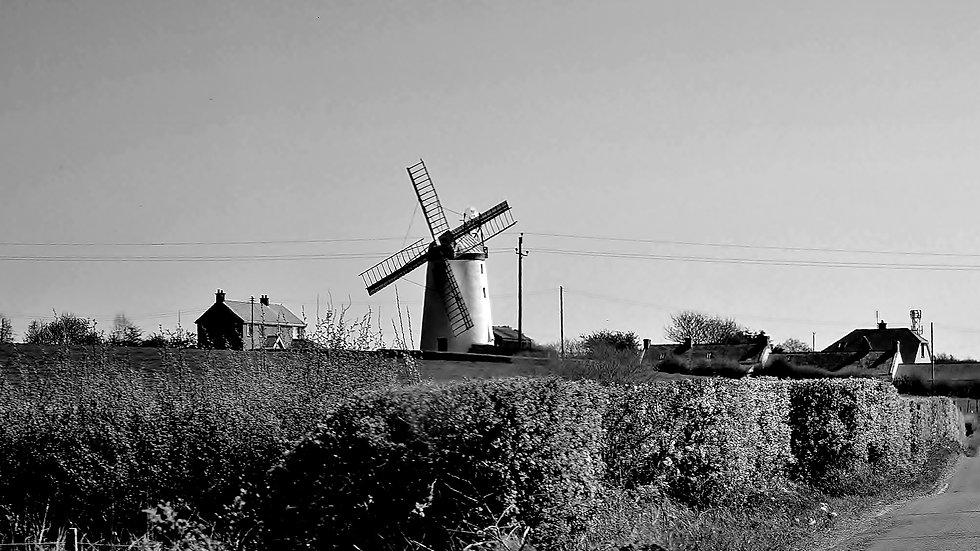 812171 Ballycopeland Windmill
