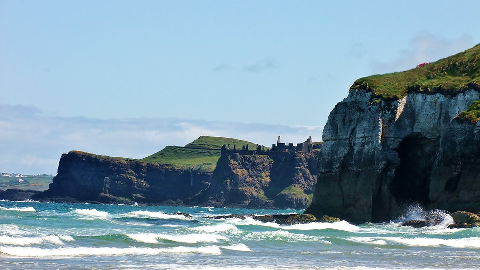 812154 Dunluce Castle North Coast Ireland
